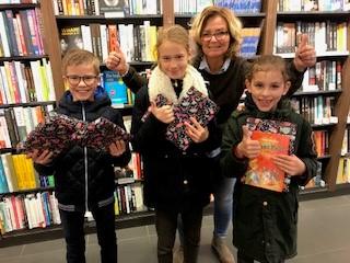 Nieuwe boeken Bruna-actie