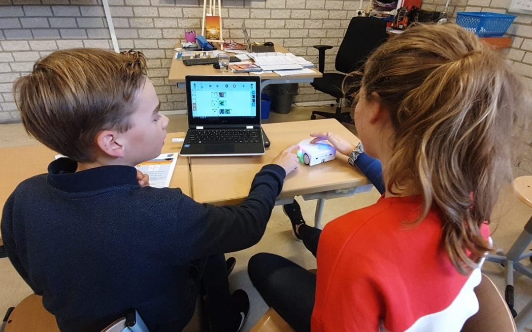 Robots in de school