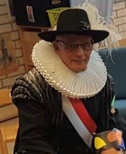 Bezoek van Burgemeester Van der Werff