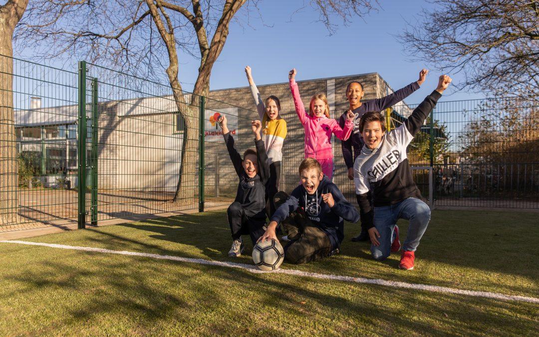 Trots op eerste stille voetbalkooi van Nederland