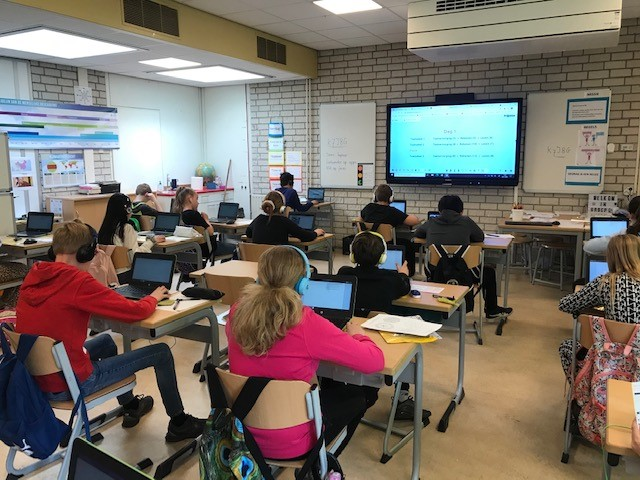 Centrale eindtoets: leerlingen geïnterviewd